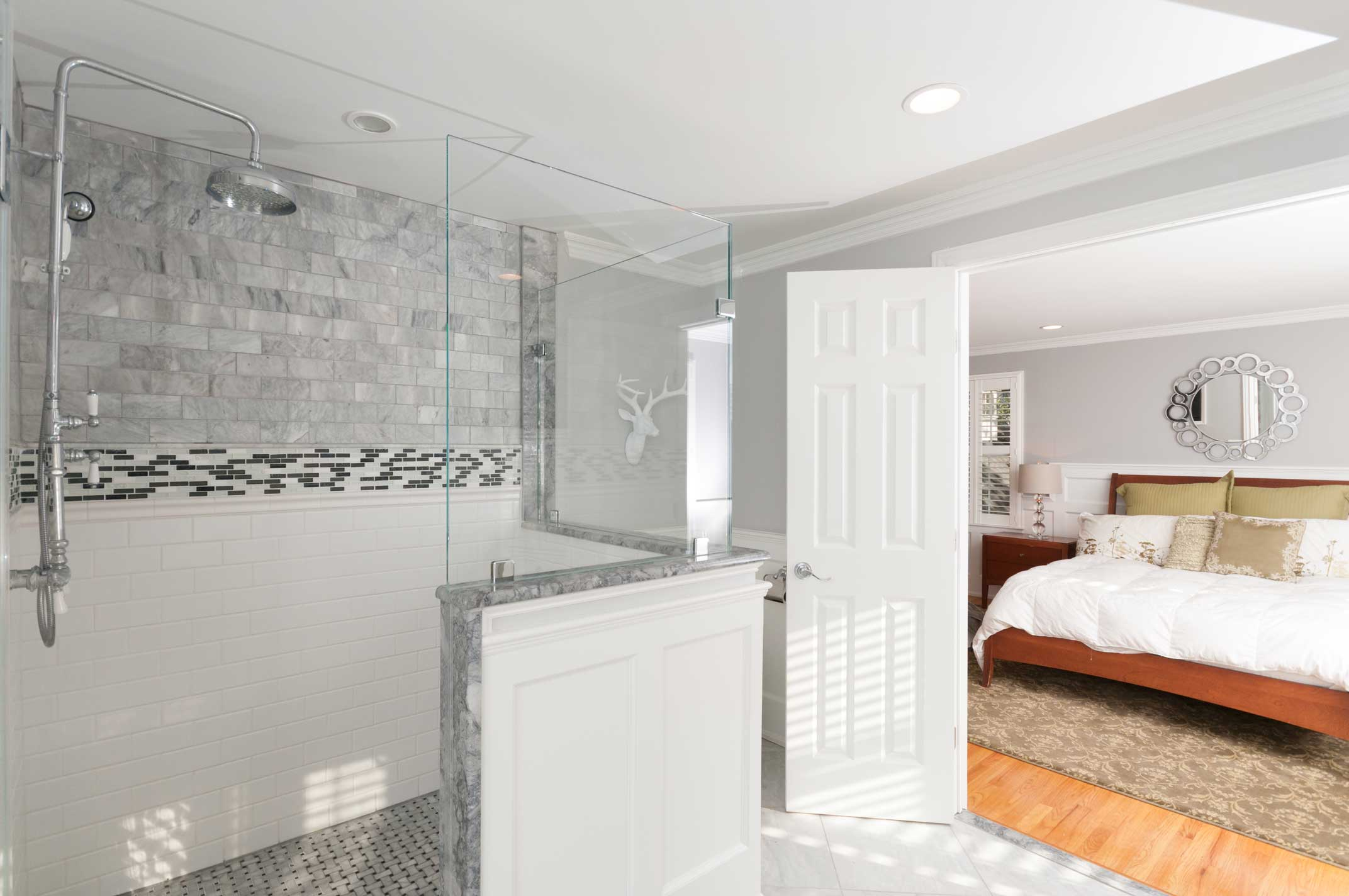 Real Estate Photography - Bathrooms in Cherry Hill New Jersey by Emanuel Mozes Photography