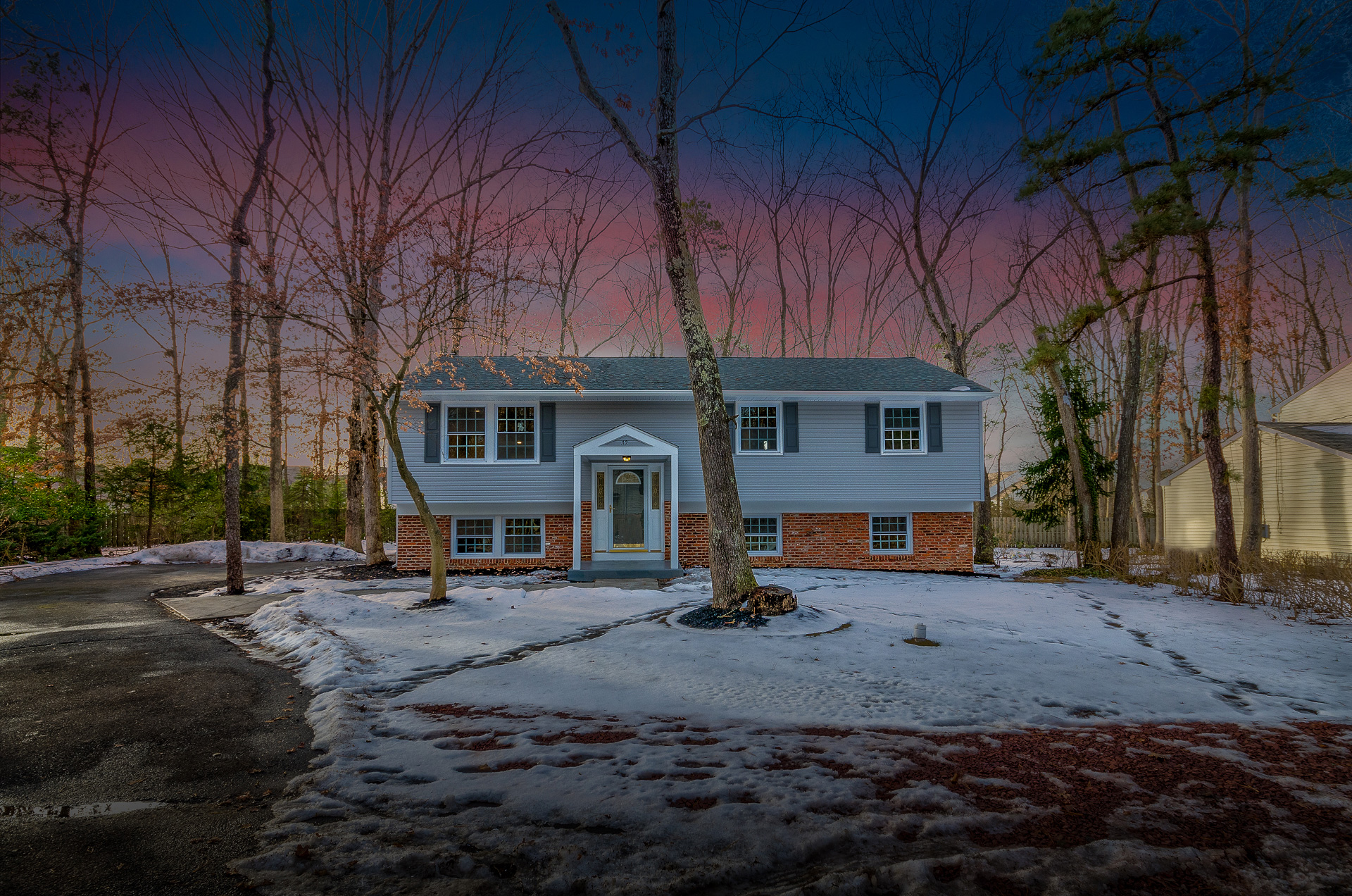 Simulated Twilight Photography in Medford Lakes NJ by Emanuel Mozes Photography