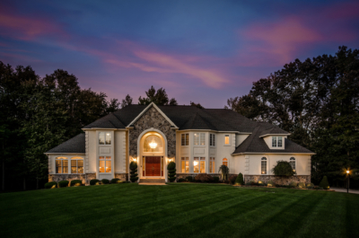 Twilight Photography in Voorhees, New Jersey, by Emanuel Mozes Photography